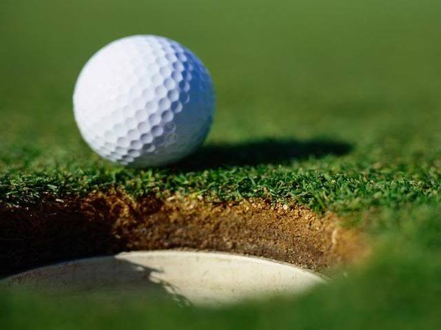 Golf Scrambe Hosted by Lake Aurora Christian Camp